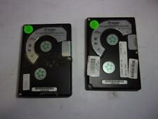 """Lot of 2*Seagate ST9145AG 916010-031 120MB 2.5"""" IDE Hard Drive NO CADDY"""
