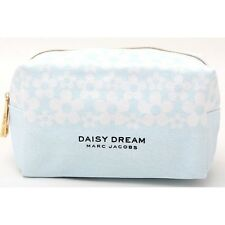 Marc Jacob Daisy Dream Makeup Canvas Cosmetic Bag Japanese Magazine