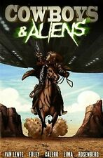 Cowboys and Aliens-ExLibrary