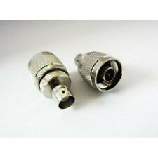 1pc BNC to N type adapter BNC female swtich N type male RF coax connector conve