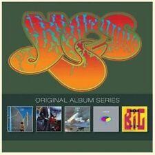 Yes Original Album Series 5cd CD Tormato Drama 90125 Big Generator Going for