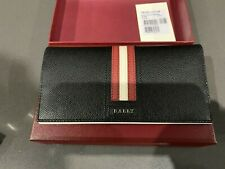 Bally Unisex Leather Wallet - Brand New in Box RRP $485