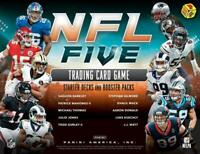 2019 Panini NFL Football Five Collectible Card Game C1-L200 Pick From List