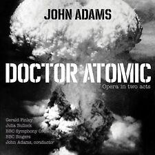 DOCTOR ATOMIC - BBC SYMPHONY ORCHESTRA & SINGERS/ADAMS  2 CD NEU
