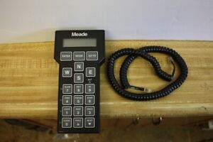 """Meade LX200 Classic Hand Controller for 8"""" 10"""" 12"""" SCT Telescopes - Hard to Find"""