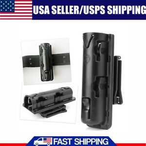 ASP Baton Holder Expandable Swivelling Pouch Case Holster Black 360 degrees USA