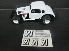 #91 Joel Taylor Modified 1/25th scale Die-Cast donor kit