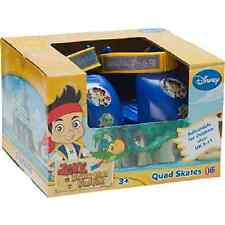 Disney Jake indoor & outdoor quad patins à roulettes Junior Enfants Pirates Jouet