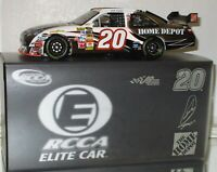 2009 RCCA Joey Logano Home Depot AUTOGRAPHED BRONZE ELITE ROOKIE 1/24 car#1/24