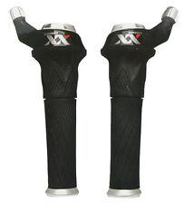 SRAM XX 2 x 10 Speed MTB Twist Grip Shift Bike Bicycle Shifter Set