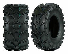 (2) New Vee Rubber 22x8-10 22-8-10 VRM-189 Grizzly 6-Ply ATV Tires