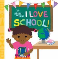 I Love School! (It's a Small World) by Glass, Calliope
