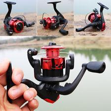 Portable Mini Fishing Reel 5.2:1 Ratio Coil Left Right Fishing Spool Tackle Reel