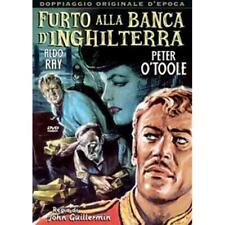 FURTO ALLA BANCA D'INGHILTERRA DVD