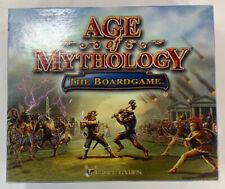 Age Of Mythology Board Game Fantasy War Eagle Games Mostly Unpunched Complete