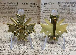 Kriegsverdienstkreuz 1. Klasse 1939 - Sammleranfertigung