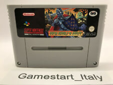 SUPER GHOULS'N GHOSTS - SUPER NINTENDO SNES GIG - SOLO CARTUCCIA CARTRIDGE ONLY