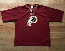 NFL Washington Redskins Jersey Size XL EUC No Name Or Number