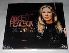 Alice Peacock - Who I Am / CD (2006) NEW / digipak