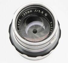 Kodak 135mm f3.8 Ektanon Nikon SLR mount  #4