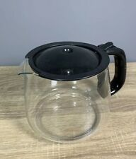 KRUPS XS1500 Glass Coffee Pot Carafe for KRUPS Combi Machines, 10-Cup, Black