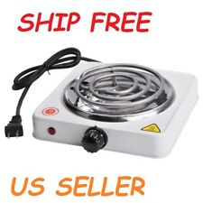 Hot Plate Electric Stove Coal Starter Hookah Shisha Nargila Charcoal Burner BBQ
