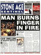Stone Age Sentinel (Newspaper Histories)