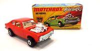 Vintage 1973 Matchbox RolaMatics  #67 Hot Rocker Red New w/ Original Box