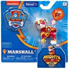 Paw Patrol Mighty Pups Marshall Exclusive Figure New