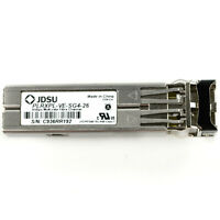 JDSU PLRXPL-VE-SG4-26 4GB Multi-rate Fibre Channel SFP Transceiver Module