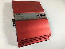 Sony XM-552HX Xplod Mosfet Auto Power Amplifier