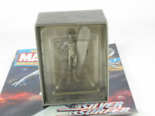Classic Marvel Figurine Collection Silver Surfer 7 Never Removed From Box