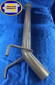 """2.5 """" MUFFLER DELETE ELIMINATOR MANDREL FORD RANGER MAZDA BT50 2.5LTR 2006-2009"""