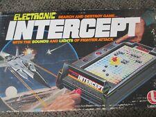 Vintage Electronic Intercept Game 1978 Lakeside