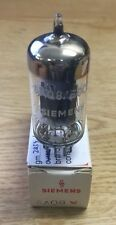 6AQ8 Siemens (Telefunken Made) Diamond Base Vacuum Tube NOS NIB Tested Strong