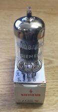 6AQ8 Simens (Telefunken Made) Diamond Base Vacuum Tube NOS NIB Tested Strong