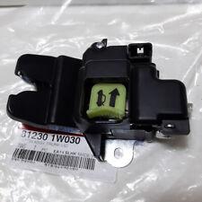 Genuine OEM Trunk Lock Actuator Release latch 812301W030 for 2013-2015 KIA Rio