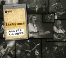 Access All Areas 5014797891647 by Lindisfarne CD With DVD