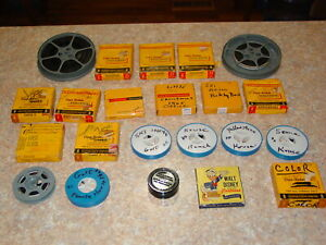 1950's 8mm FAMILY FILMS, VG condition, 1965, 8-1952-54, 22 films, Sumo in Japan