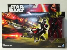 Star Wars - The Force Awakens - Elite Speeder Bike & Stormtrooper