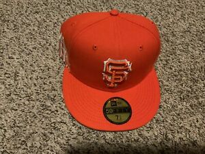 San Francisco Giants Baseball City Connect Fitted 59Fifty Hat 2021 Size: 7 1/4