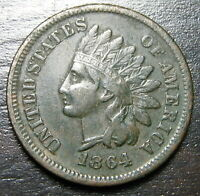 1864 L Indian Head Cent Penny  --  MAKE US AN OFFER!  #B4939