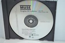 MUSE Knights Of Cydonia US Radio Promo CD 2 Tracks Warner Bros.