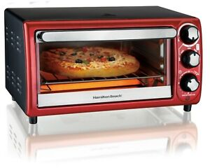 Hamilton Oven Toaster Convection Air Stainless Countertop Fryer Steel Cuisinart
