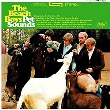 Pet Sounds [50th Anniversary Stereo Edition] by The Beach Boys (Vinyl, Jun-2016, 2 Discs, Virgin EMI (Universal UK))