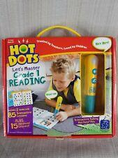 Educational Insights Hot Dots Jr Lets Master Reading