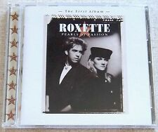 ROXETTE Pearls of Passion CD SOUTH AFRICA Cat# CDEMCJ(WF) 5733