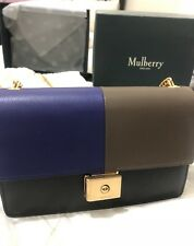 e1f6833f1364 Mulberry 100% Authentic Cheyne Smooth Calf Mini Handbag Multico RRP £750  BNIB