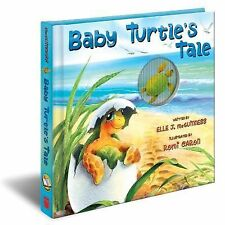 Baby Turtle's Tale : A Mini Animotion Book by Romi Caron and Elle J. McGuinness