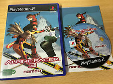 PS2 : alpine racer 3
